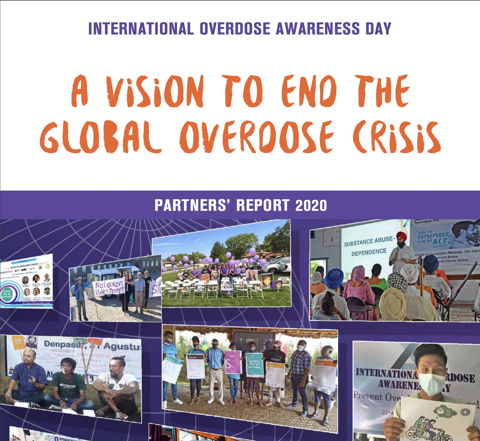 The International Overdose Awareness Day 2020 Partners' Report